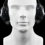 Earmor M31 MOD3 Headset Black