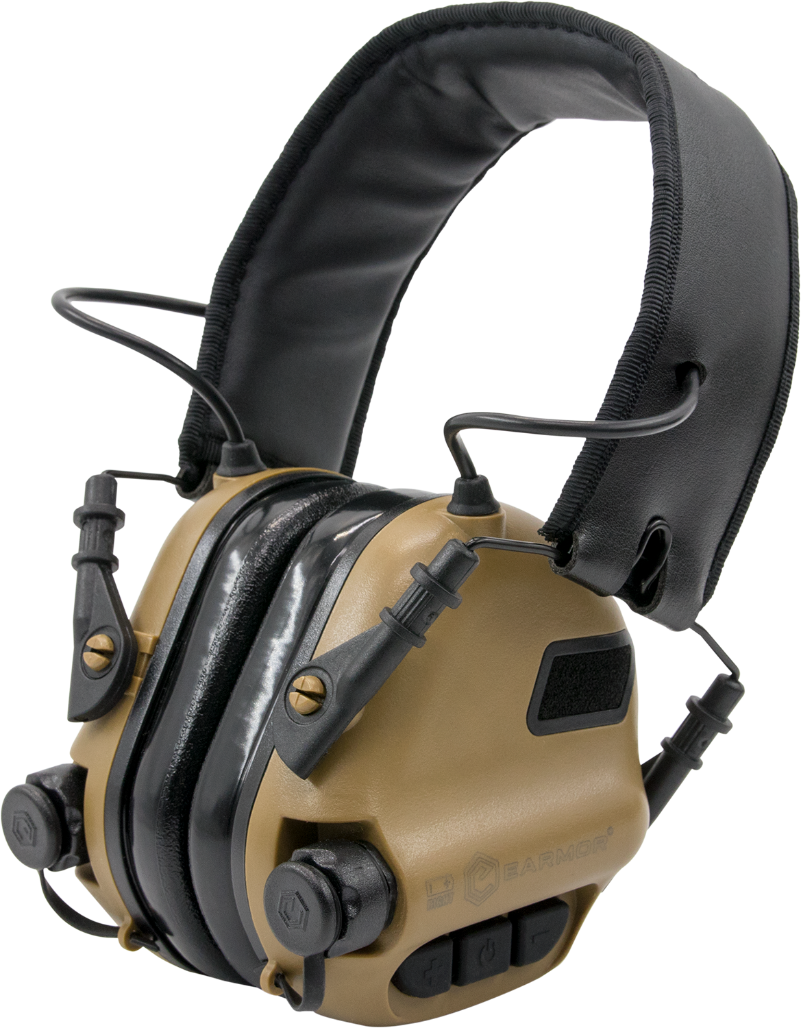 Earmor M31 MOD3 Headset Brown
